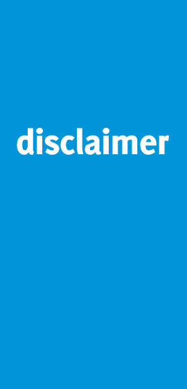 afbeelding disclaimer